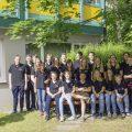 Gruppenfoto vom 3. Bläserjugend Cup in Dauchingen