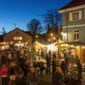 Auch dieses Jahr war der Weihnachtsmarkt wieder gut besucht.